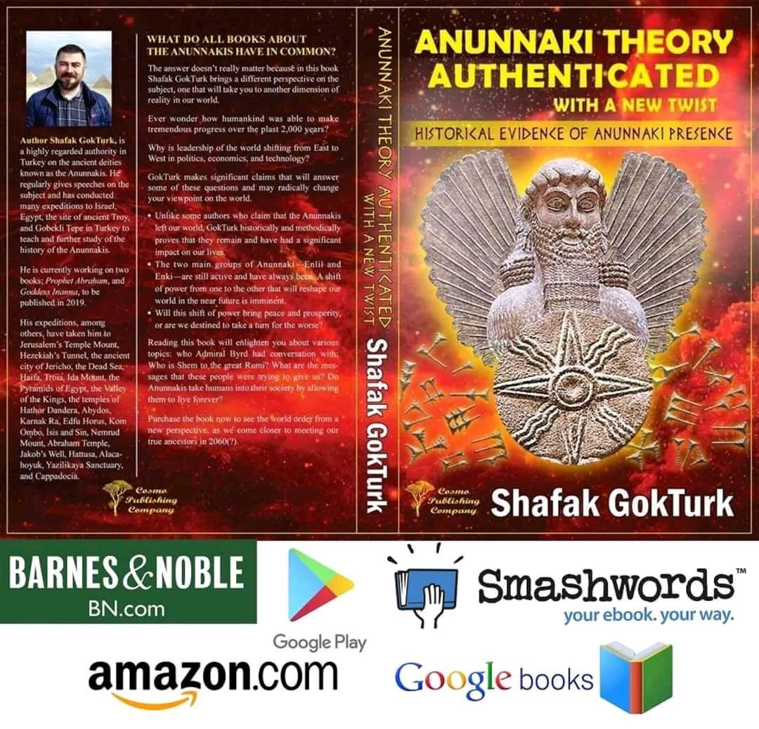 Anunnaki Theory Authenticated with a New Twist: Historical Evidence of Anunnaki Presence Paperback – June 8, 2018
