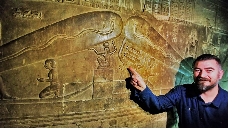 Exploring To Ancient Egypt With Shafak Gokturk's Lectures For Annunakies