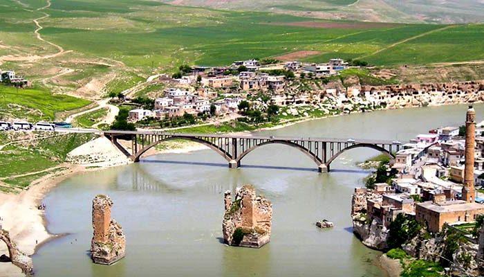 we're going to Mardin with Shafak Gokturk, Sumerian city in Anatolia