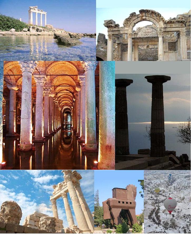 Explorando A Maravilhosa Turquia