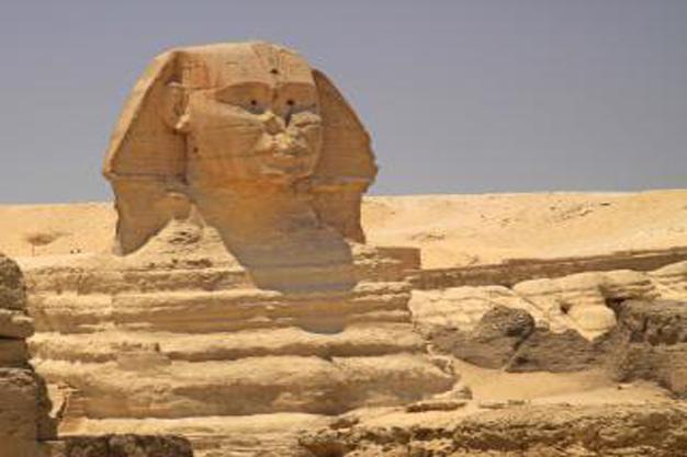 Göktürk Ramu ile Mısır Turu