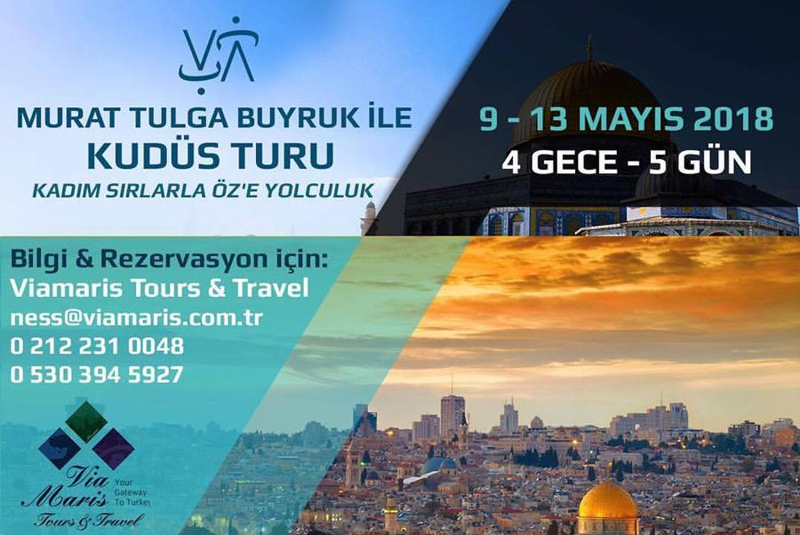 Kudüs Tuıru Murat Tulga Buyruk