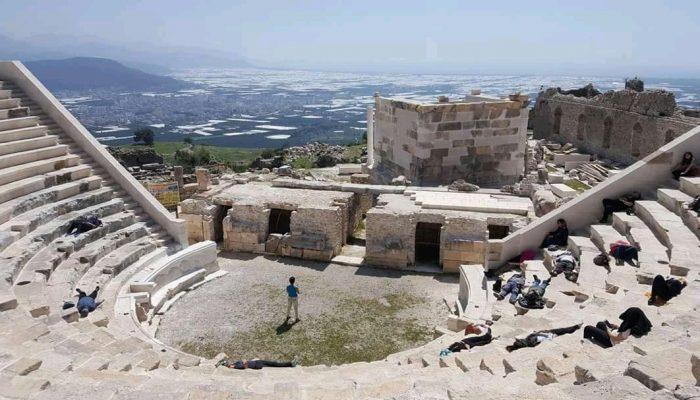Zafer Algül ve Göktrük Ramu ile Antalya Antik Kentlere yolculuk
