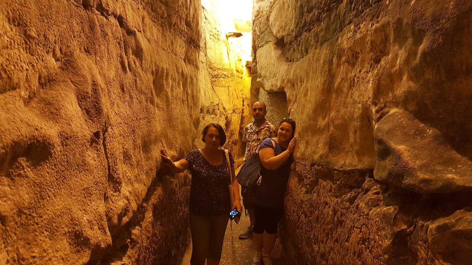 Kudüs - Eriha Turu Hezekiah Tünel