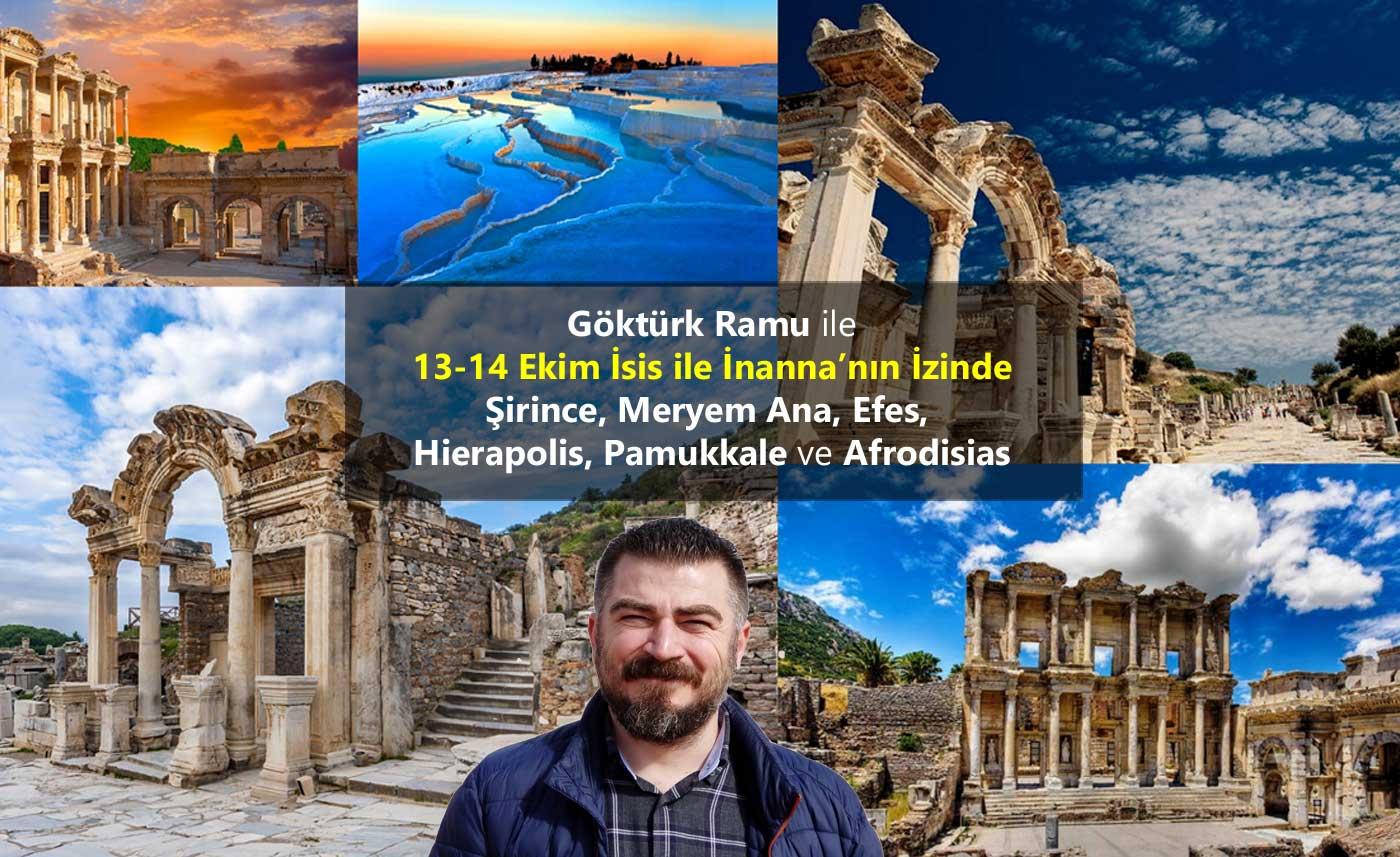 Şirince-Meryem-Ana-Efes-Hierapolis-Pamukkale-ve-Afrodisias-Turu-Gokturk-Ramu