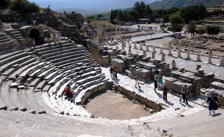 Efes Antik Tiyatro