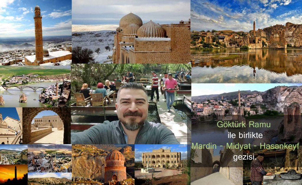 Göktürk Ramu ile Sümerlilerin Anadolu'da ki Şehri Mardin'e gidiyoruz.