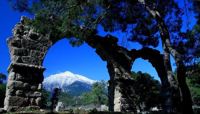 Adrasan turu, Radyopolis ve Phaselis antik kenti