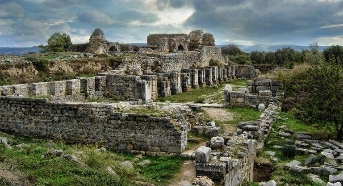 Miletos antik kenti