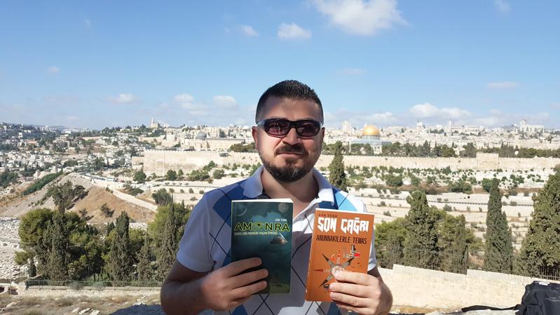 Göktürk Ramu ile İsrail Kudüs Turu
