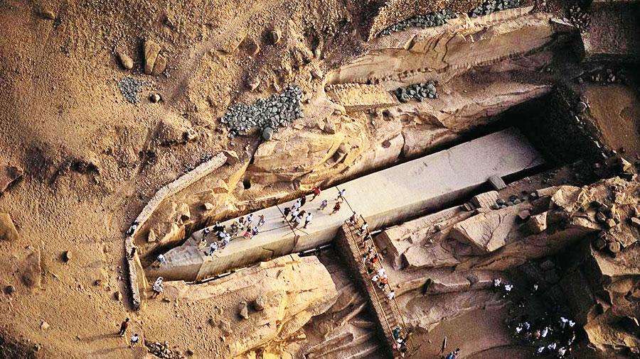 Göktürk Ramu ile Mısır Gezisi