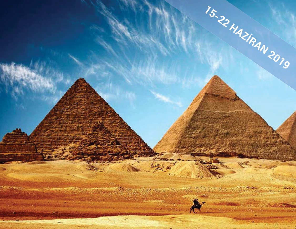 Göktürk Ramuı ile Mısır Turu