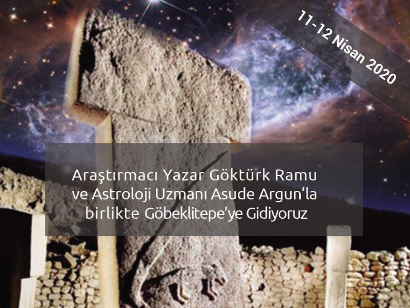 Göktürk Ramu ve Asude Argun ile Göbeklitepe Gezisi