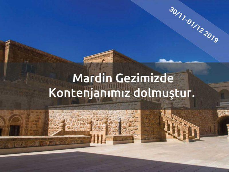 Göktürk Ramu ile Mardin Gezisi