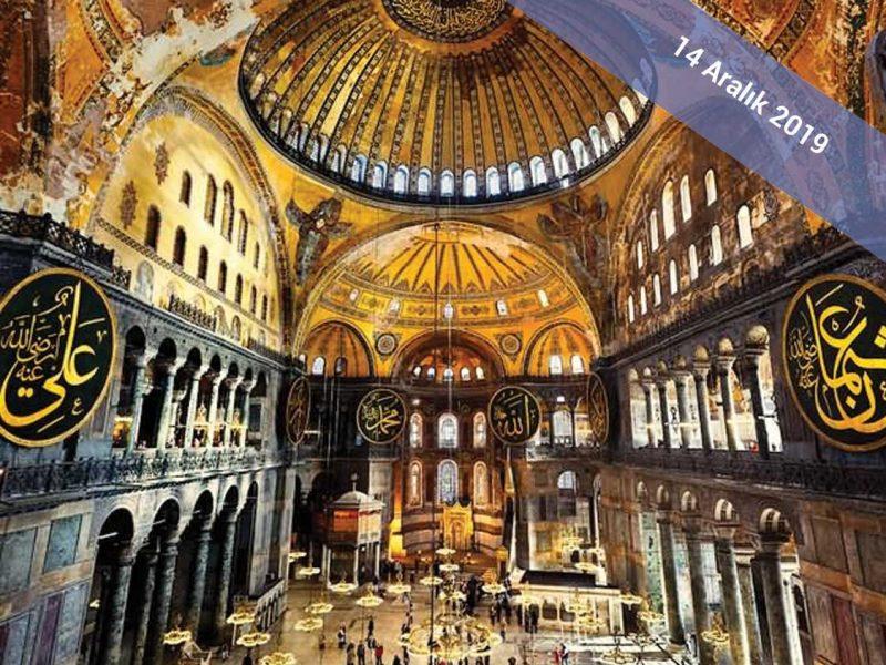 Ayasofya-Yerebatan-Arkeoloji-Muzesi-Tur