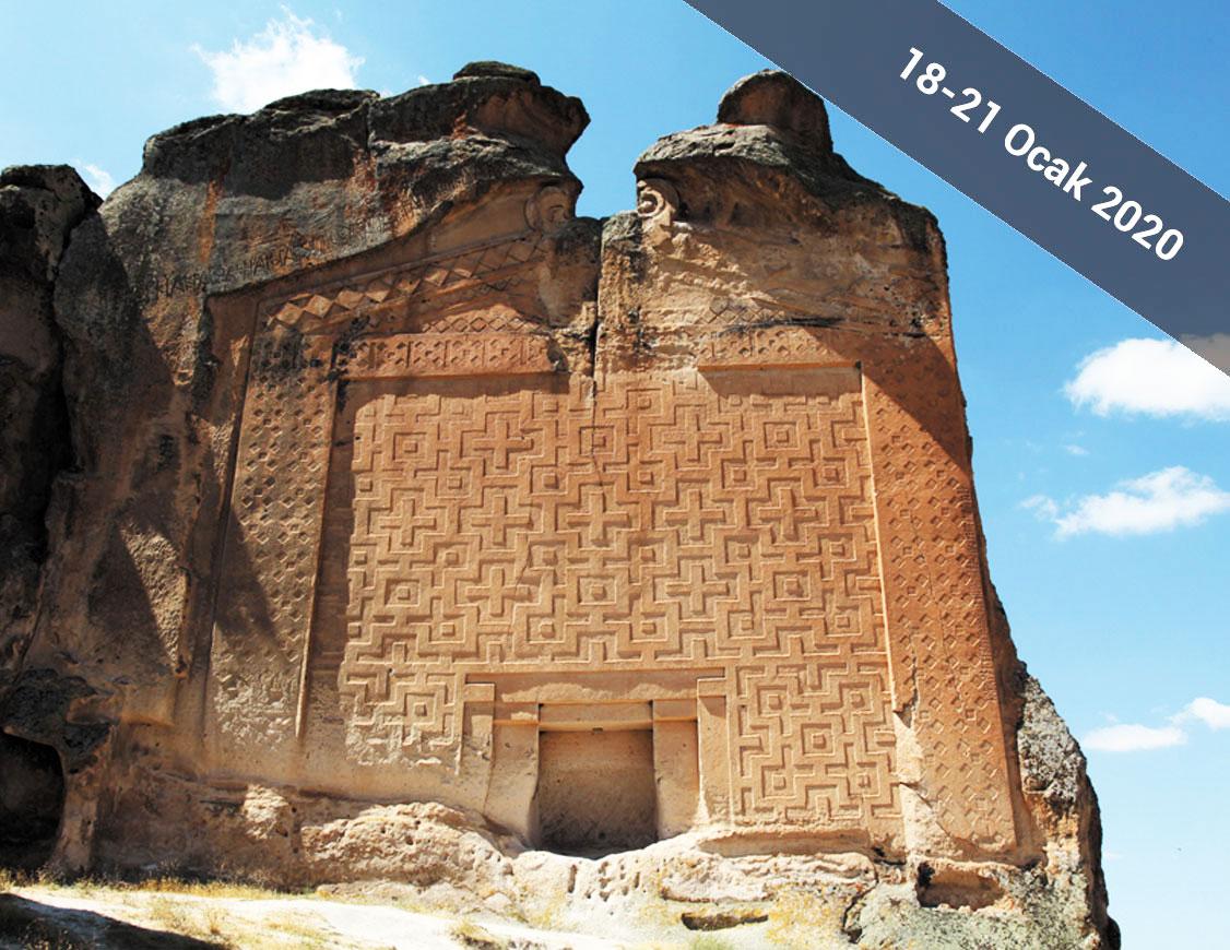 Göktürk Ramu İle Anunnakilerin İzinde Eskişehir, Konya, Kapadokya