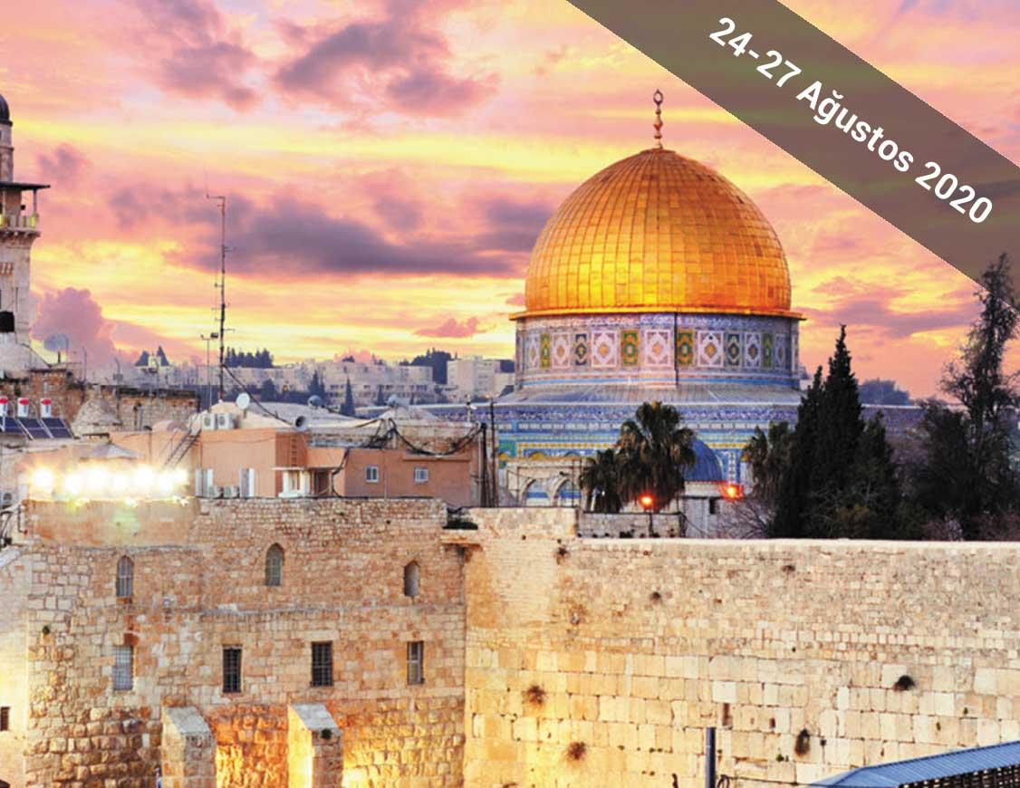 Kudüs Hayfa ve Telaviv Turu