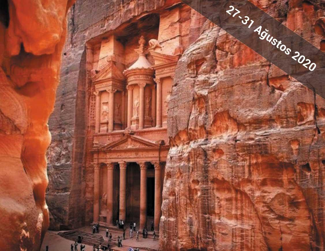 Ölüdeniz Petra Akabe ve Amman Turu