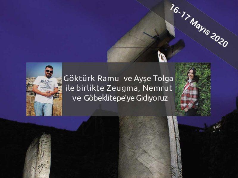 Göktürk Ramu ve Ayşe Tolga ile Göbeklitepe-Mardin Turu
