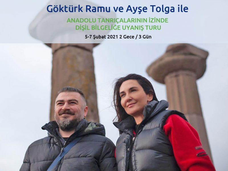 Anadolu Tanrıçalarının İzinde Dişil Bilgeliğe Uyanış Turu