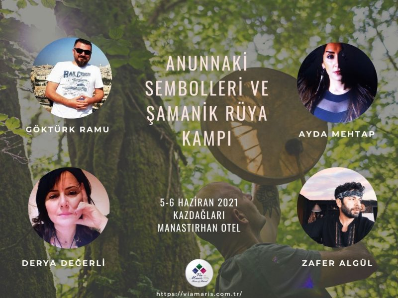 Anunnaki Sembolleri ve Şamanik Rüya Kampı