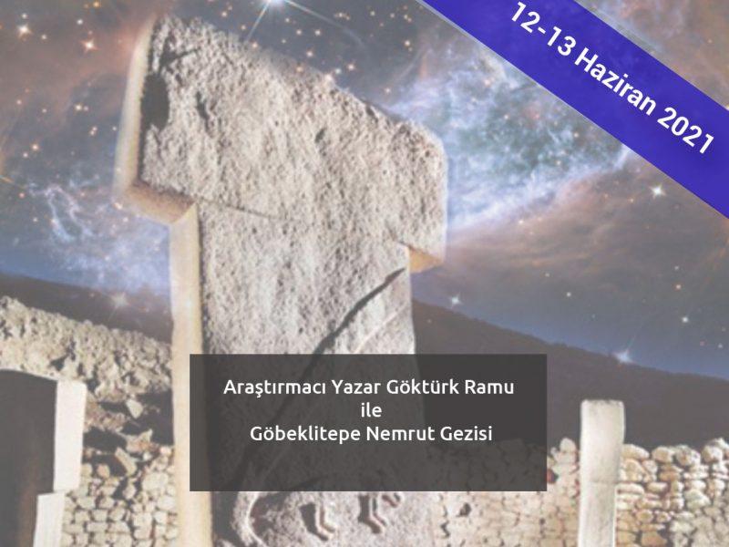 Göktürk Ramu ile Gobeklitepe Nemrut Gezisi