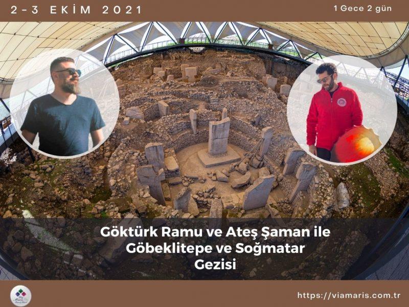 Göktürk Ramu ve Zafer Algül ile Göbeklitepe ve Soğmatar Gezisi